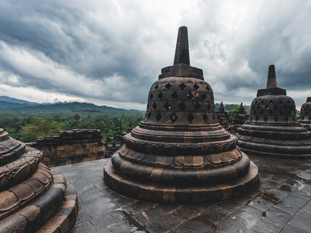 Program Wisata Candi Borobudur Trail of Civilization: Baru dan Bermakna